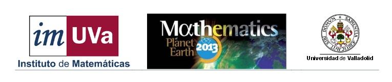 """Resultado de imagen de Concurso IMUVA – Fase Final """"Las Matemáticas del Planeta Tierra"""""""